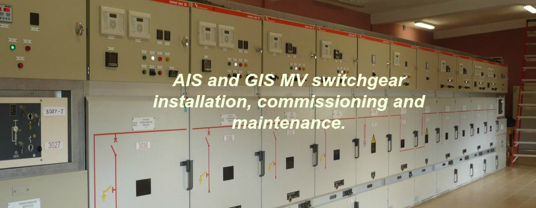 mv switcgear text - Switchgear Maintenance